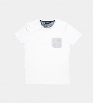 Dahlin T-shirt med tygficka 3XL