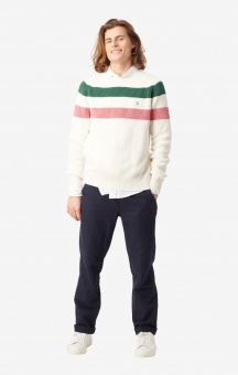 Boomerang Henrik Sweater Offwhite