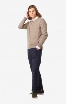 Boomerang Danny V-neck Sweater Dark Putty