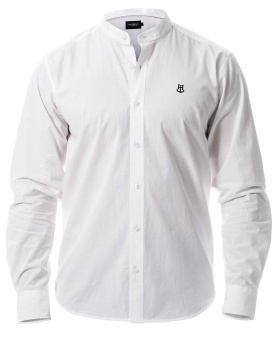 Holebrook Collarless Shirt