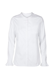 Mos Mosh Mattie Shirt White