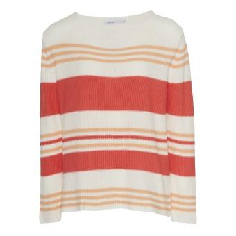 Skovhuus White/Orange XL