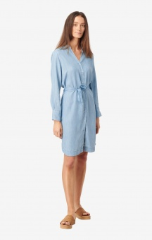 Boomerang Gerda Dress Indigo Light indigo