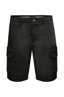 Matinique Cargo SH Chino Short Black