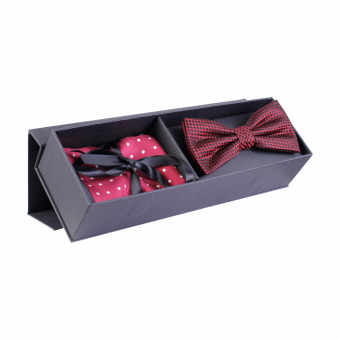 Amanda Christensen Pre Tie & Pocket Square Box Set