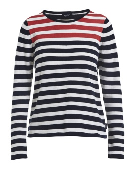 Holebrook Disa Sweater Navy Multi Color