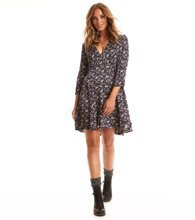 Odd Molly Cosmic moments dress Almost Black