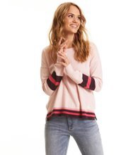 Odd Molly Hoower Sweater Soft Rose