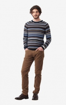 Jocke Multistripe Sweater
