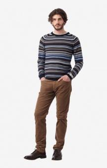 Boomerang Jocke Multistripe Sweater