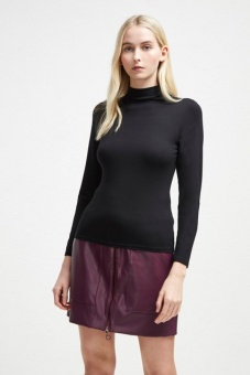 French Connection Fira Top Black