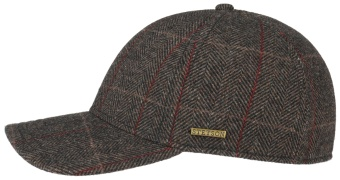 Stetson Wool Cap with Ear Flaps