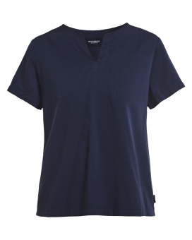 Holebrook Paula Blouse Navy