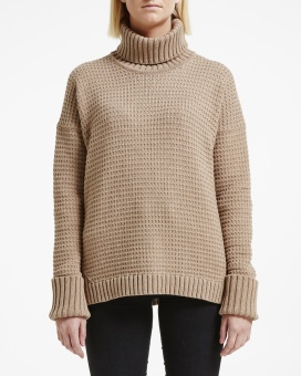 Holebrook Malin Rollneck Oak. Melange