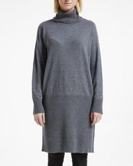Holebrook Elsy Dress Anthracite Mel.