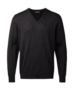 Clipper Soft Merino V-neck