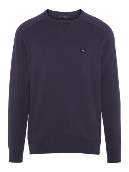 J.Lindeberg Throw C-Neck Ring loop Sweat Navy