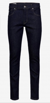 J.Lindeberg Jay Active Raw Indigo Jeans