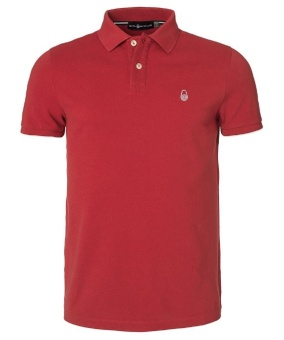 Sail Racing Bowman Polo Bright Red