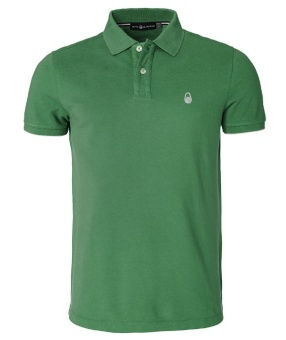 Sail Racing Bowman Polo Green