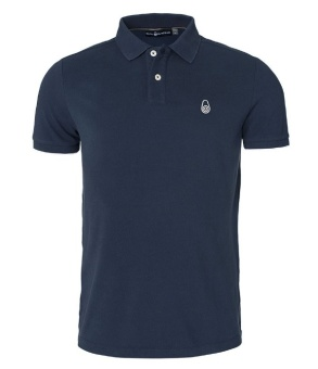 Sail Racing Bowman Polo Navy
