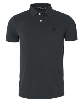 Sail Racing Bowman Polo Phantom Grey