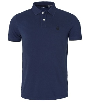 Sail Racing Bowman Polo Storm Blue