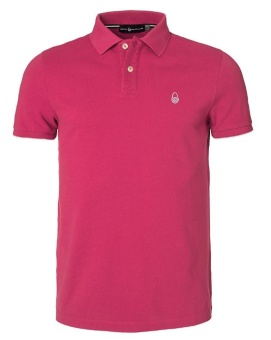 Sail Racing Bowman Polo Strong Pink