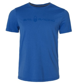 Sail Racing Bowman Tee Bright Blue