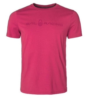 Sail Raceing Bowman Tee Strong Pink