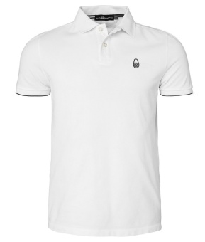 Sail Raceing Bowman Polo White