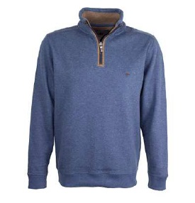 Fynch Hatton Half Zip