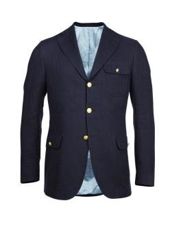 Hansen&Jacob Club flammé jacket