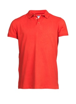 Hansen&Jacob Pique Stretch Polo