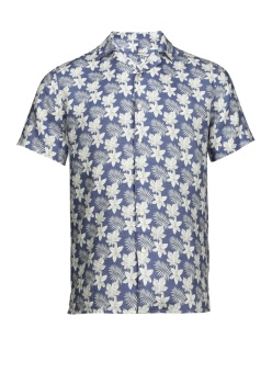 Hansen&Jacob Tom S. Printed shirt