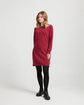 Holebrook Adrienne Dress Beet Red