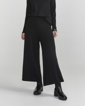 Holebrook Ivy Culotte Black