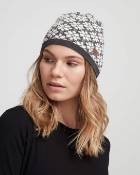 Holebrook Visingsö Hat Anthracite Mel./Off White