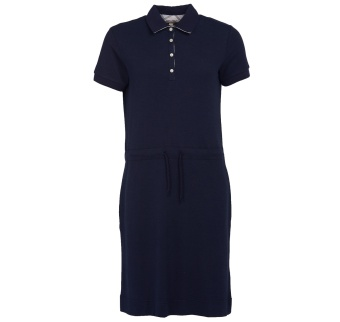 Barbour Portsdown Dres Navy