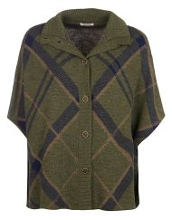 Barbour Croft Knit-it Olive