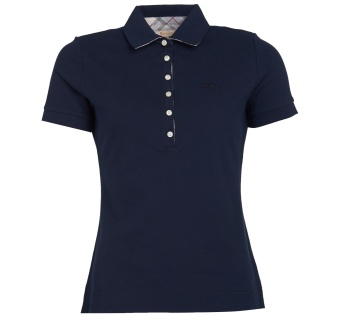 Barbour Portsdown Midl. Navy/Platinum