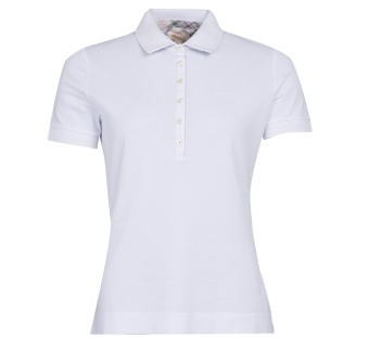 Barbour Portsdown Midl. White/Platinum
