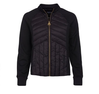 Babrour International Drive Sweat Black