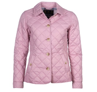 Barbour Freya Quilt Blossom