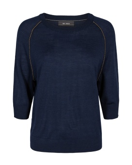 MosMosh Winta Knit Mood Indigo