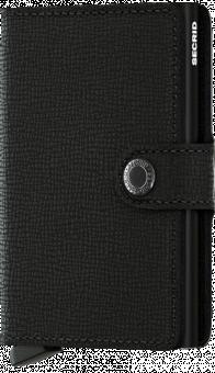Secrid Miniwallet Crispie Black