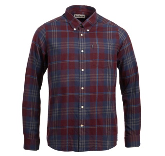 Barbour Stapleton Highland Check Tailored Shirt