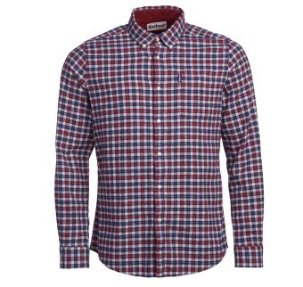 Barbour Rich Red