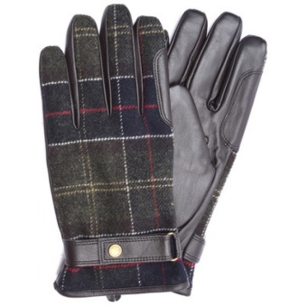 Barbour Newbrought Tartan Glove Classic