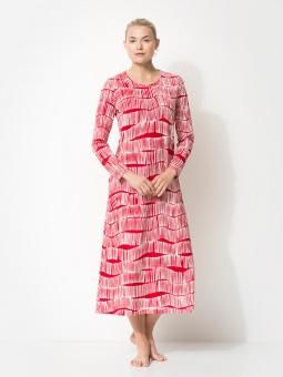 Nanso ladies long nightgown